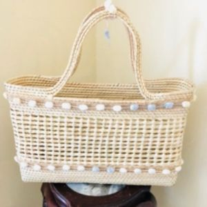 Mexican handmade Straw bags